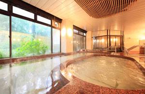 温泉付大浴場