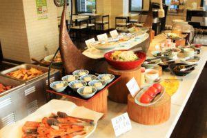 【コートホテル広島】朝食2