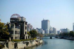 【コートホテル広島】原爆ドーム